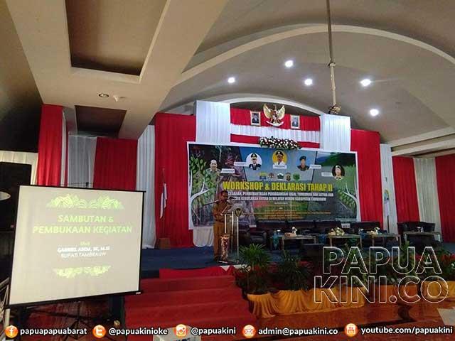 Jalan Trans Papua Barat Bikin Perburuan Liar di Tambrauw Meningkat