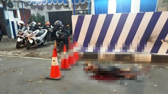 Bom Bunuh Diri Meledak di Pos Polisi