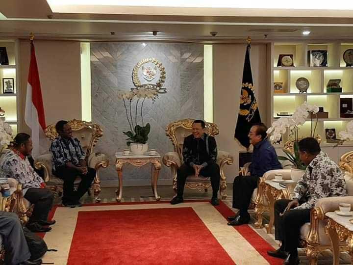 Ini Sikap Ketua DPR Papua Barat Kalau Pusat Tak Acuhkan Ketakadilan Dana Otsus