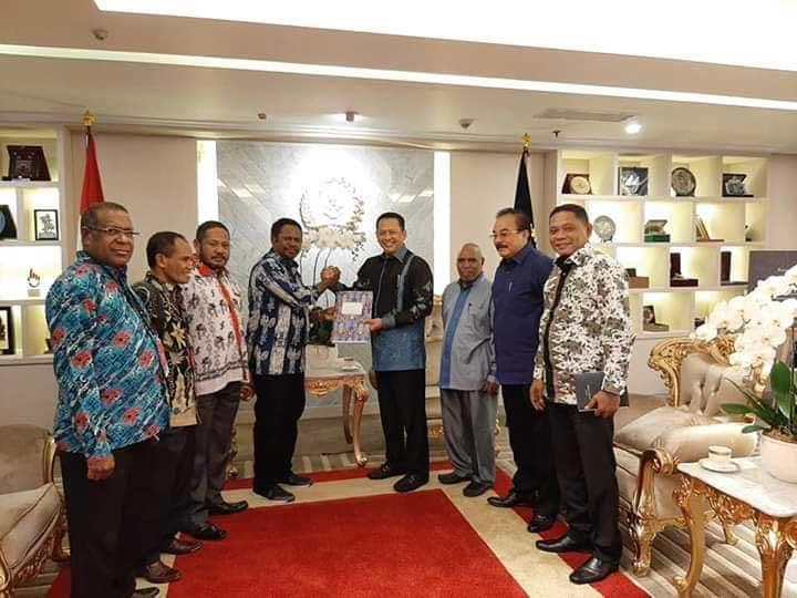 DPR Papua Barat Kejar 7 Perdasus dan Tambahan Dana Otsus di DPR RI