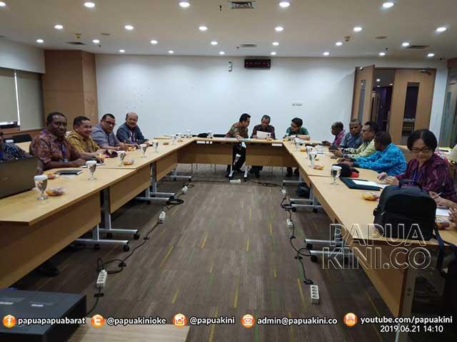 KPK dan LIPI Bahas Alternatif Mekanisme Pilkada Khusus Tanah Papua