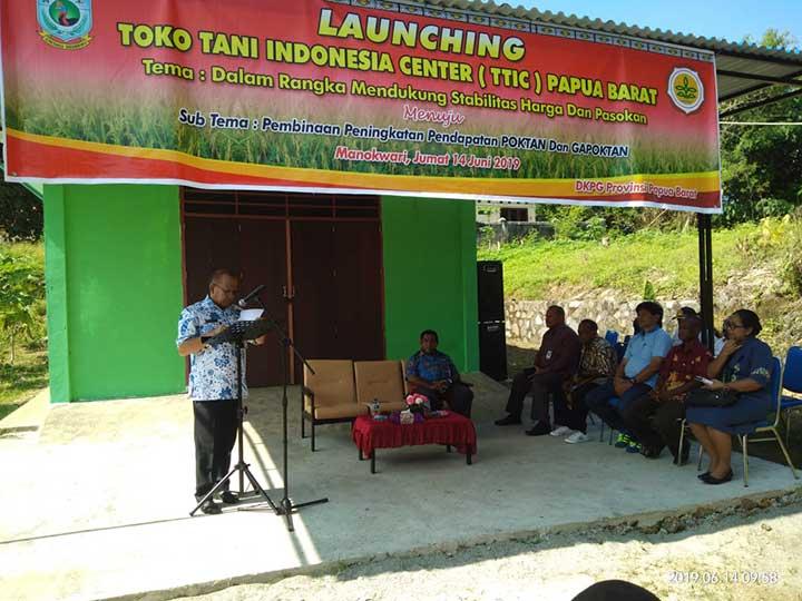 Toko Tani Diharapkan Tingkatkan Kesejahteraan Petani