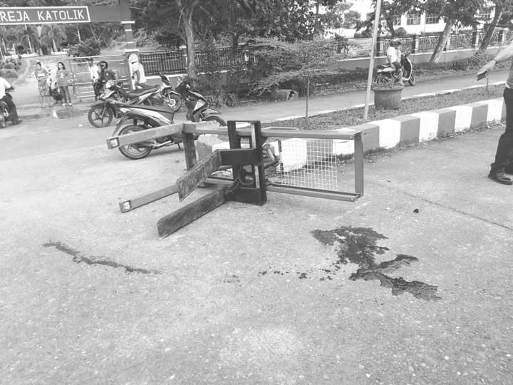 Cleaning Service Bank Papua Tewas Mengenaskan