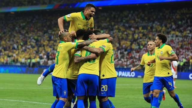 Brazil Juara Copa America 2019