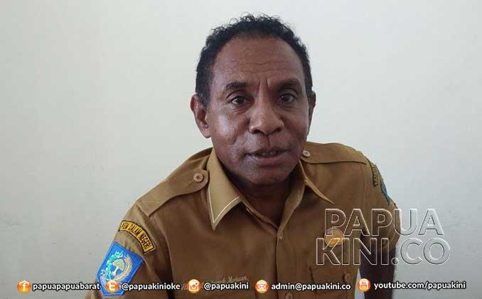 Kadispora Papua Barat Ajak Hijaukan Catatan Merah Inspektorat