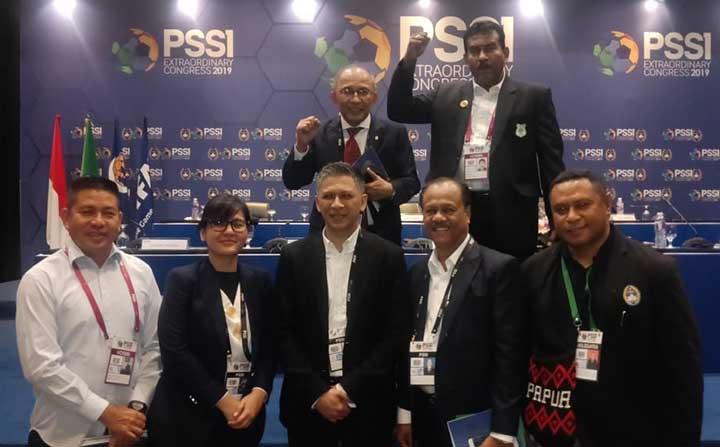 KLB PSSI Percepat Pemilihan Ketum 2 November 2019