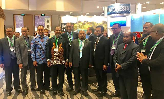 Papua Barat Ikut The First Pacific Exposition, Selandia Baru Bakal ke Pegaf