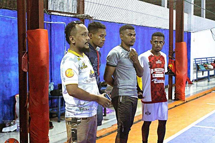 Futsal Manokwari Seleksi Pemain ke Kejurda Papua Barat