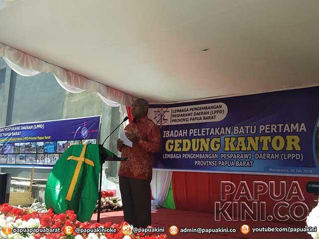 LPPD Papua Barat Terbuka Untuk Semua Denominasi Gereja