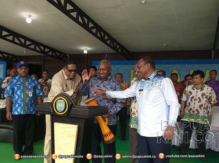 Gubernur Papua Barat Tugaskan Semua OPD Bantu Kegiatan KTNA