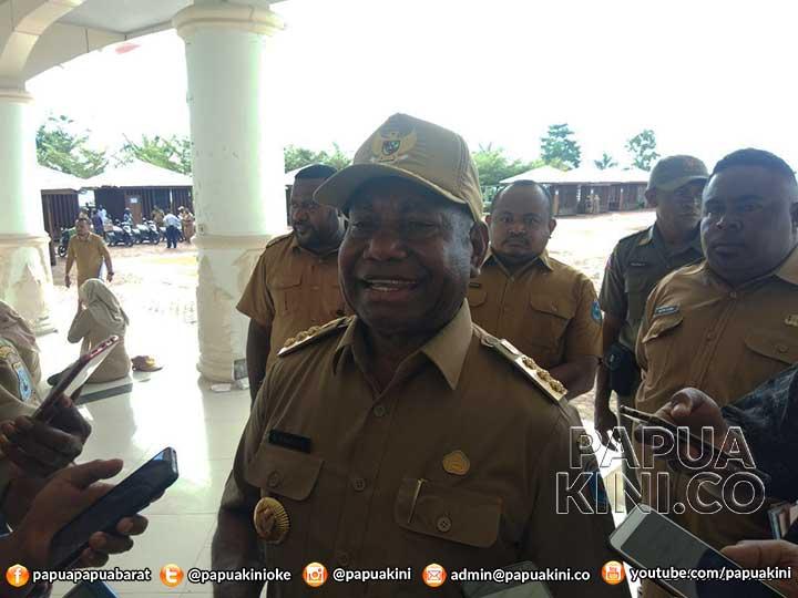 Dilapor ke KPK, Gubernur Papua Barat: Saya Tidur Nyenyak