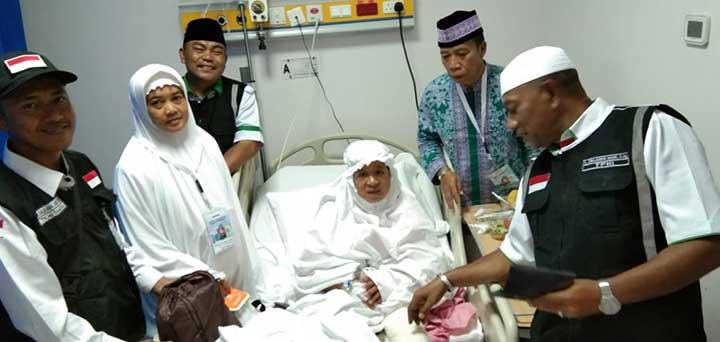 1 Jamaah Haji Asal Papua Barat Kecelakaan di Mekkah