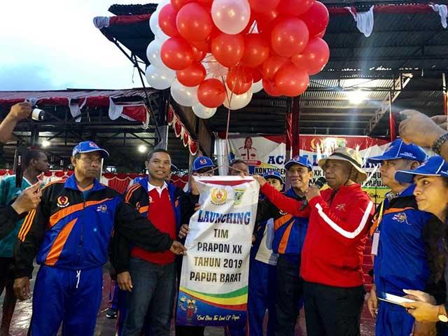 Tunjang Keikutsertaan PON, KONI Papua Barat Bakal Cari Sponsor