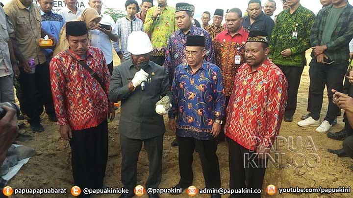 MUI Papua Barat Segera Punya Gedung Sekretariat