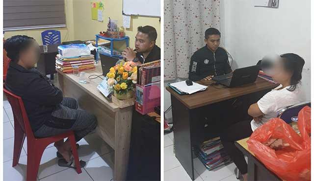Pemeras Sekretaris KPU Manokwari Dua Cewek Manado, Modal Foto 'Rudal'