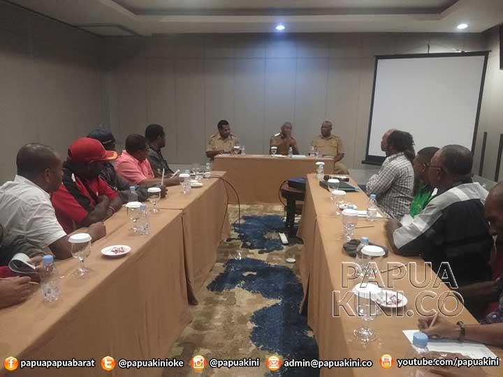 Gubernur Papua Barat Tegaskan Komitmen Skema 30:70 Pembinaan Pengusaha OAP