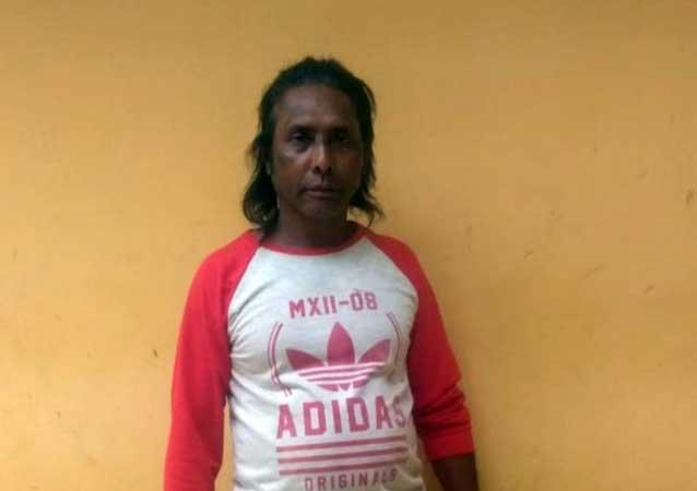 Polisi Tangkap Pemilik 12 Bom Mortir di Kaimana