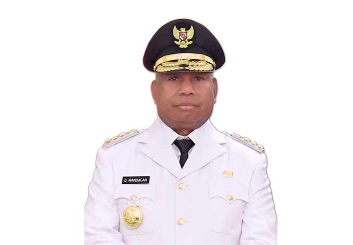 Gubernur Papua Barat Minta Wakil Walikota Malang Minta Maaf