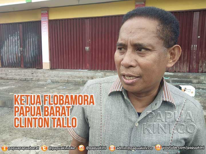Kepala Suku Timor di Papua Barat Ajak Bersihkan Manokwari