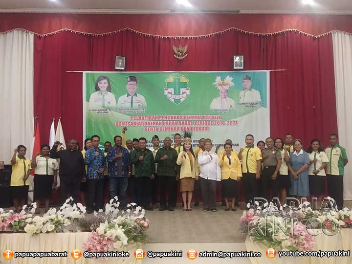 Ketua Umum Pemuda Katolik: 100 Persen Katolik, 100 Persen Indonesia