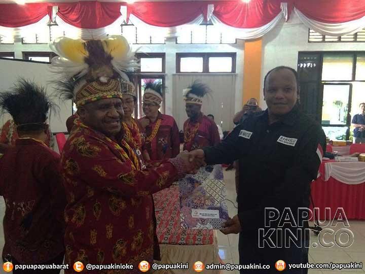 Kursi Terbanyak, Golkar Pimpin DPR Papua Barat 2019-2024