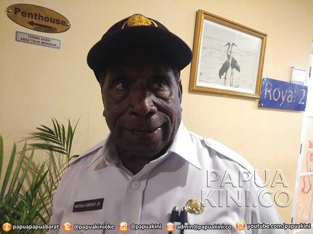 Pelantikan DPRD Papua Barat 2019-2024 Rencana di Aston Niu