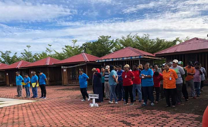 Seluruh OPD Diingatkan Hadir Monev Pengelolaan Aset Daerah KPK