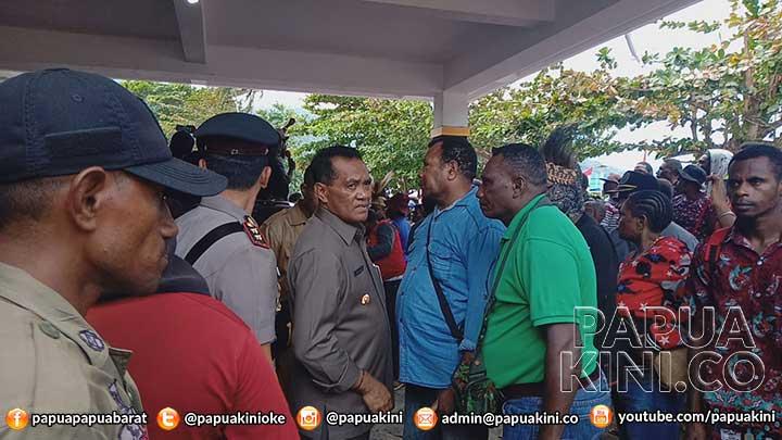 Kutuk Pernyataan Rasisme, Forkopimda Kaimana Minta Proses Hukum Provokator di Malang dan Surabaya