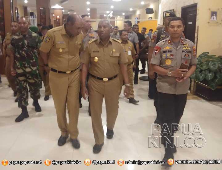 Laju Pembangunan Papua Barat Tersendat