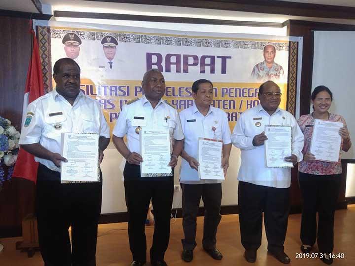 19 Tahun Akhirnya Tapal Batas Administrasi Kab/Kota Papua Barat Tuntas