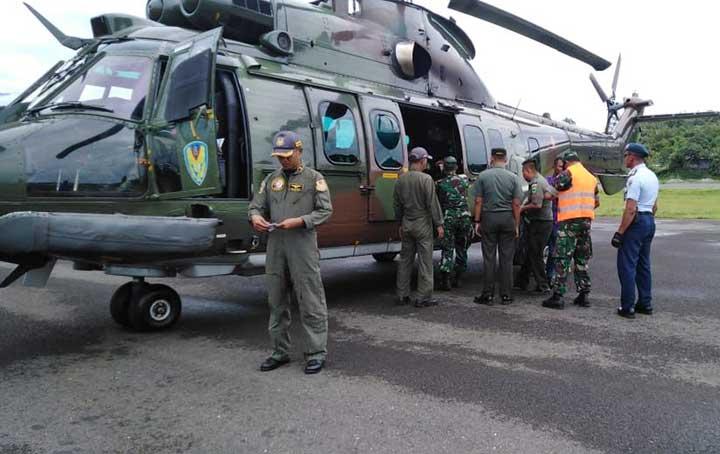 HUT RI di Papua Barat Bakal Kembali Dimeriahkan Terjun Payung