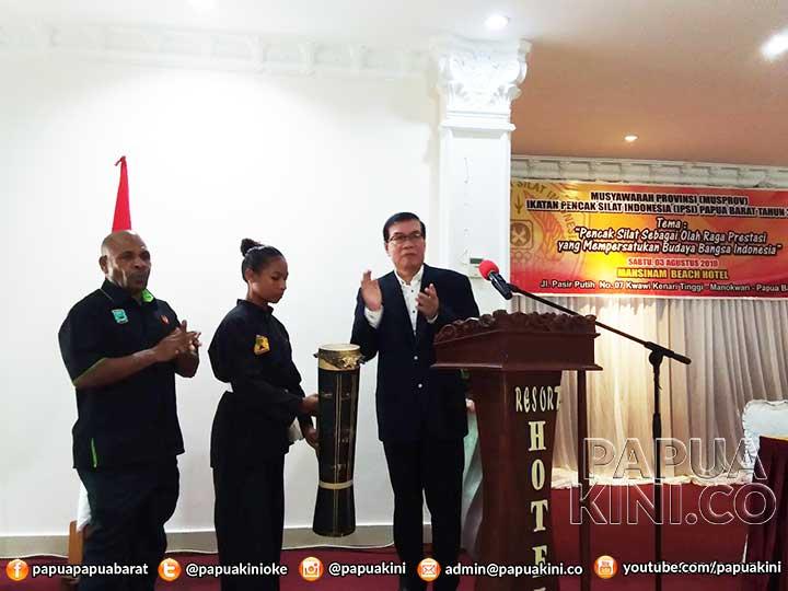 Tugas Sangat Berat Menanti Pengurus IPSI Papua Barat