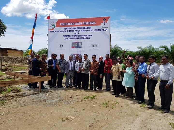 GPDP Diharapkan Terus Bantu Bangun Papua Barat