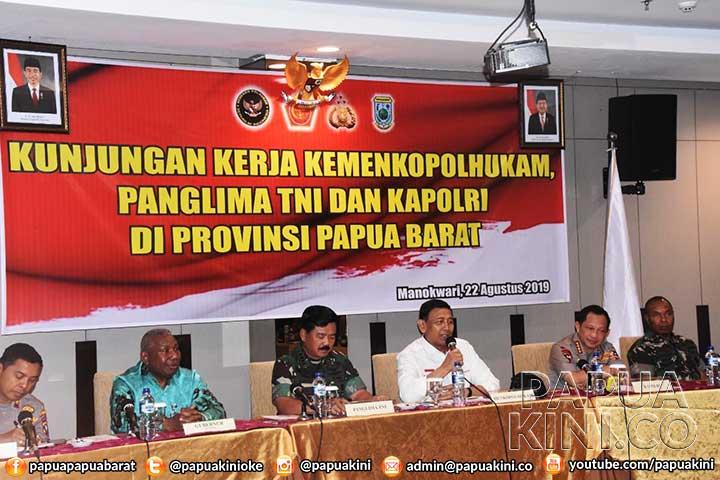 Menko Polhukan Wiranto Ditusuk di Pandeglang, Pelaku Diduga Simpatisan ISIS