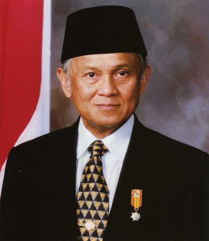 In Memoriam Bacharuddin Jusuf Habibie