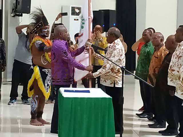 Gubernur Ingatkan Dekrit 315 Papua Barat Mitra Pemerintah