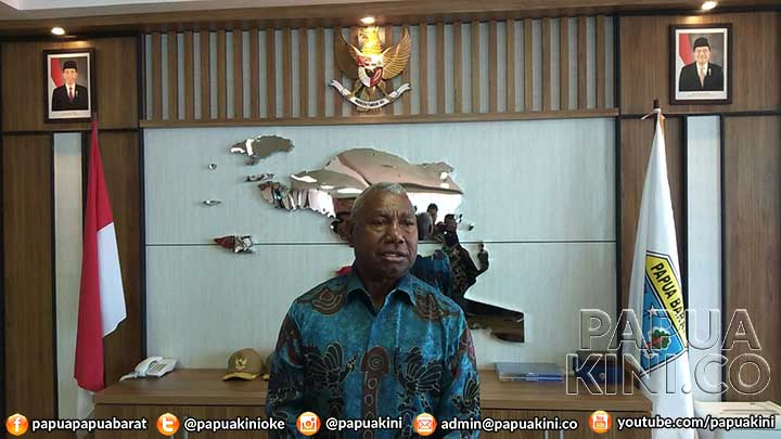 Gubernur Tegaskan Dukung Komitmen Pemekaran Papua Barat Daya