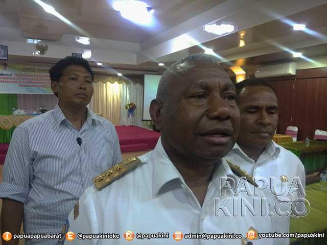 Gubernur Papua Barat Surati Kemkominfo Soal Akses Internet