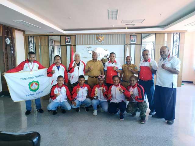 Tinju Papua Barat Raih 6 Tiket PON XX