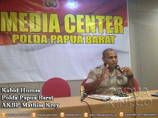 Polisi Tetapkan 20 Tersangka Demo Rasis Papua Barat
