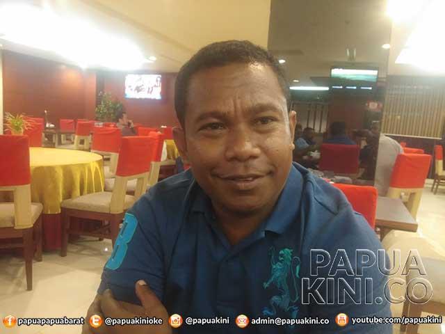 Ketua Perindo Papua Barat Maju Pilkada Tambrauw