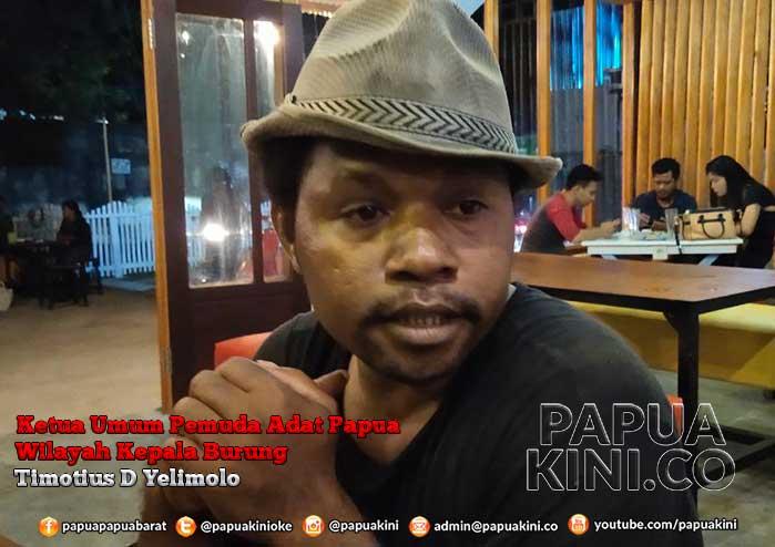 Kontraktor Anak Papua Pertanyakan Kinerja Bappeda
