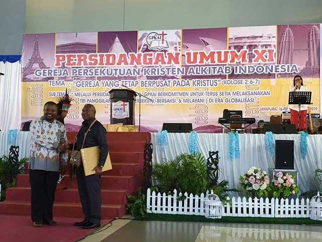 Gubernur Papua Harap Program GPKAI Mengacu Program Pemprov