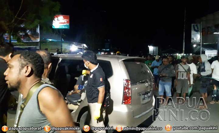 Anggota DPR Papua Barat Ditemukan Tak Bernyawa Dalam Mobil