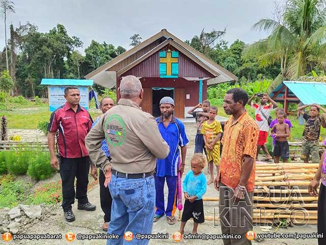 Gubernur Harap Bantuan Perikanan di Distrik Amberbaken Tingkatkan Perekonomian Masyarakat