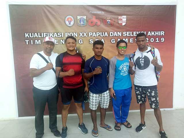 2 Atlet Renang Papua Barat Lolos PON XX Papua