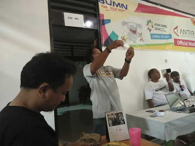 PWI Papua Barat Utus Kamasan Fiansemen Jadi Personil Pengisian Anggota DPR Jalur Pengangkatan