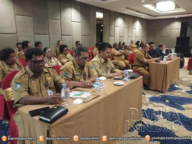 Seluruh Fraksi DPR Papua Barat Terima Laporan Pertanggungjawaban APBD 2018