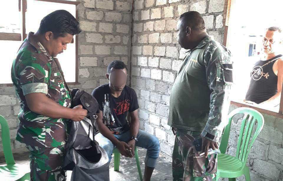 Niat Kejar Cinta, Ferdinna Nyamar Jadi Anggota TNI Gadungan