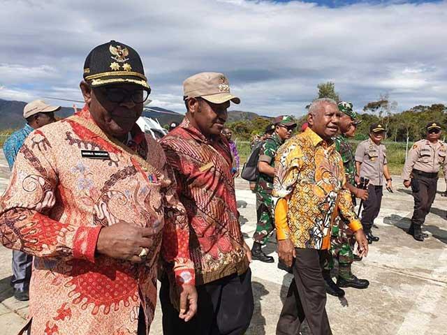 Gubernur Papua Barat: Presiden Ingin Nikmati Senja di Kaimana, Juga ke Pegaf